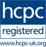 Logo - hcpc Registered